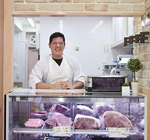 肉の専門家